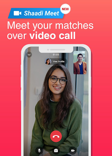 Shaadi.comu00ae - Matrimony App apktram screenshots 1