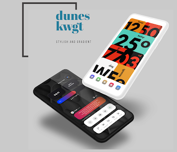 Dunes KWGT Mod Apk v2021.May.07.19 (Paid) 2