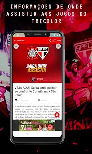 SPFC.net - Notu00edcias do SPFC - Su00e3o Paulo FC 1.2.2 screenshots 3