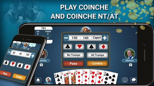 Belote Coinche Multiplayer 2.3.5 2