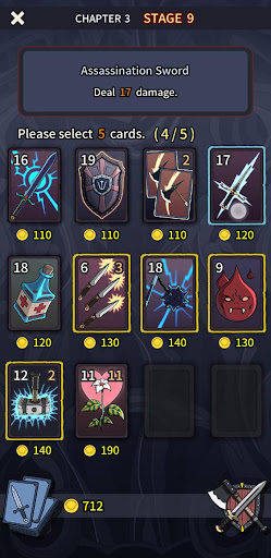 Card Warrior: Deck Building RPG 1.267.P 3