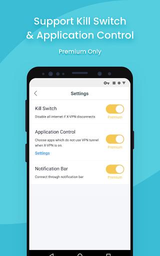 X-VPN - Free VPN proxy master & private browser apktram screenshots 3