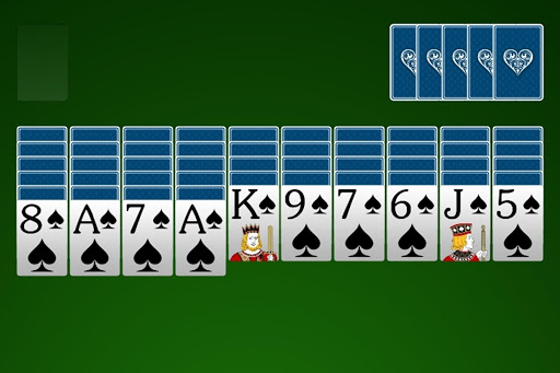 Spider Solitaire 4.5.2 screenshots 1