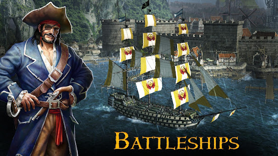 Pirates Flag: Caribbean Action RPG 1.4.6 APK + Mod (Unlimited money) for Android
