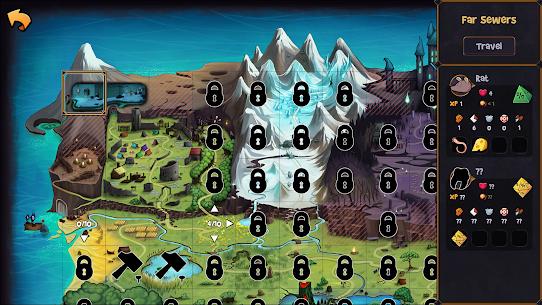 Hero Tale Mod Apk- Idle RPG (Unlimited Money) 4