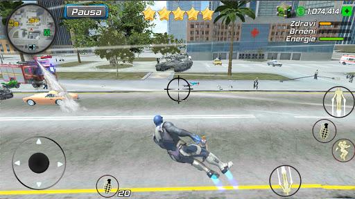Grand Mobile Hero : Gangster Crime Legend apkdebit screenshots 6