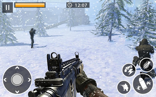 Call for War: Fun Free Online FPS Shooting Game 5.5 screenshots 1