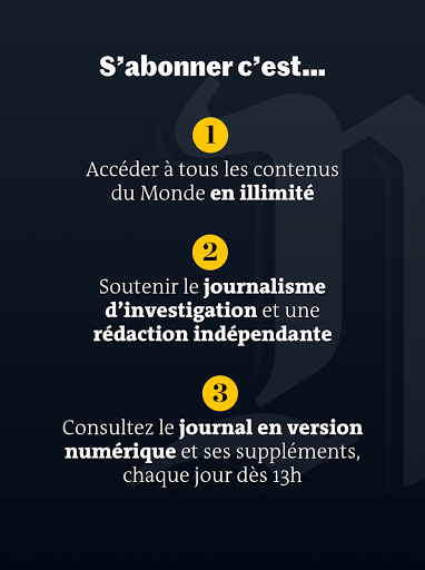 Le Monde | Actualitu00e9s en direct 8.16.8 Screenshots 21
