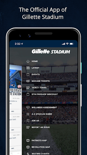 Gillette Stadium 5.2.5 screenshots 1