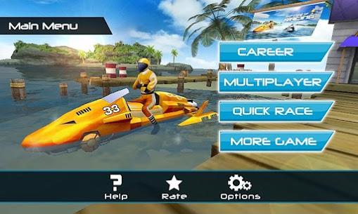 Powerboat Racing 3D 1