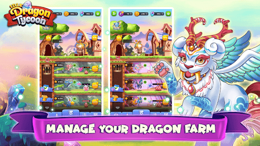Idle Dragon Tycoon - Dragon Manager Simulator apkdebit screenshots 3