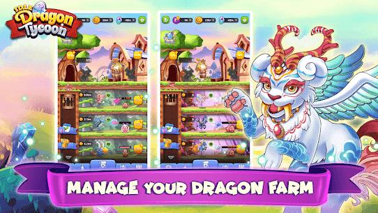 Idle Dragon Tycoon – Ejderha Simülatörü Full Apk İndir 3