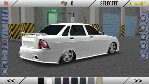 Russian Cars: Priorik apkdebit screenshots 1