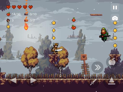 Apple Knight: Action Platformer  screenshots 14