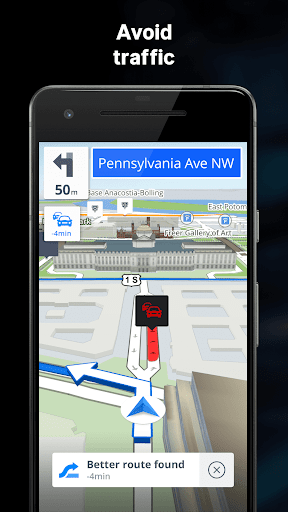 Sygic GPS Navigation & Offline Maps 18.8.2 Screenshots 5