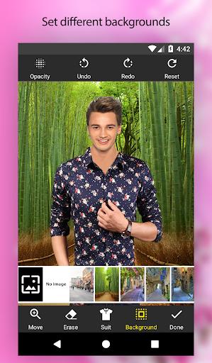 Man Shirt Photo Suit Editor apktram screenshots 3