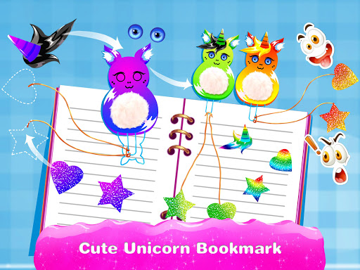 Carnival Unicorn School Supplies - Trendy Carnival  screenshots 3