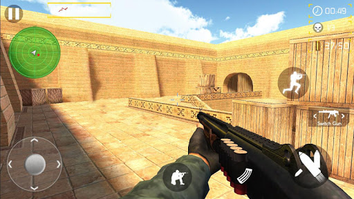 Counter Terrorist Strike Shoot  screenshots 12
