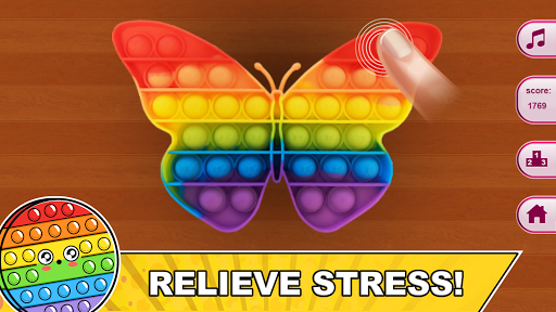 Pop it Master - antistress toys calm games  screenshots 8