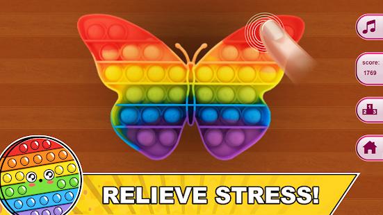 Pop it Master - antistress fidget toys calm games 0.0.2 Screenshots 8