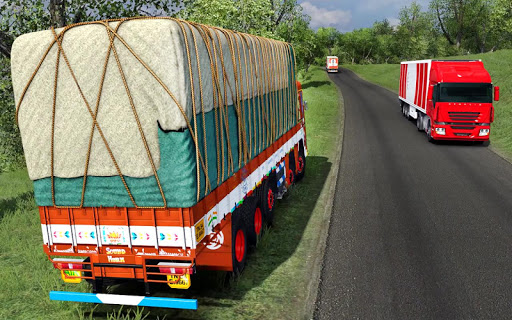 Cargo Truck Driving Games 2020: Truck Driving 3D android2mod screenshots 9