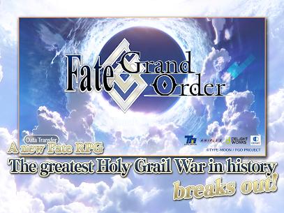 Fate/Grand Order (English) fgo jp apk Lastest Version 2021** 13