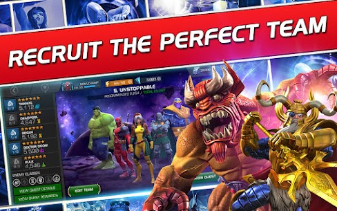 Marvel Contest of Champions Apk Mod + OBB/Data for Android. 7