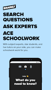 Brainly – Home Learning And Homework Help 1