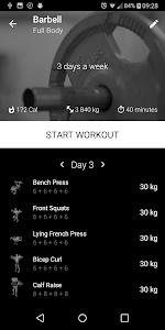 Barbell Home Workout 2.05 (Pro) (Mod) (Proper)