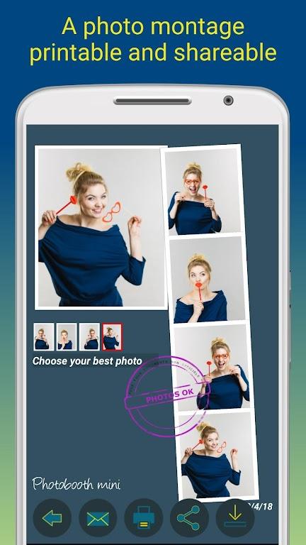 Photobooth mini FULL  poster 3