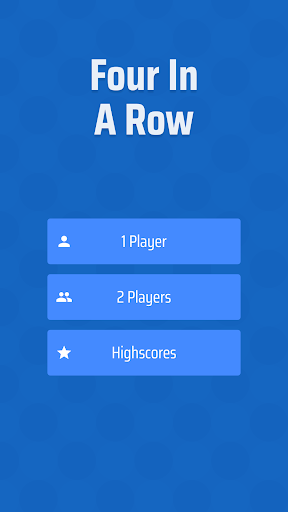 Four In A Row - Classic screenshots 4