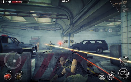 Left to Survive: PVP Shooter. Zombie Action Spiele Screenshot