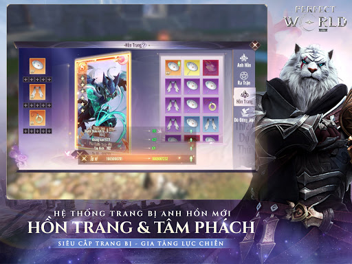 TG Hou00e0n Mu1ef9 - Perfect World VNG android2mod screenshots 23