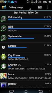 Battery Stats Plus MOD APK 2