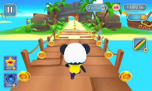 Panda Panda Run: Panda Runner Game apktram screenshots 7