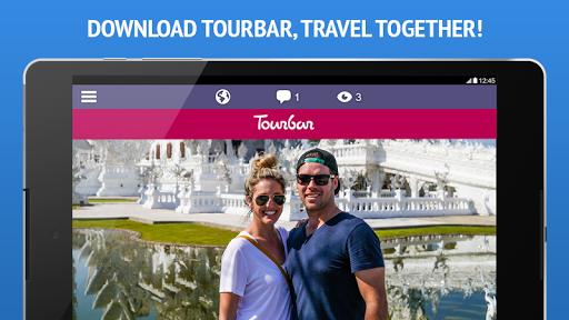 TourBar - Chat, Meet & Travel  Screenshots 10