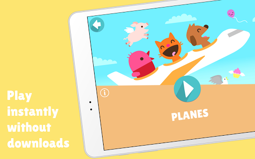 Hatch Kids - Games for learning and creativity  screenshots 17