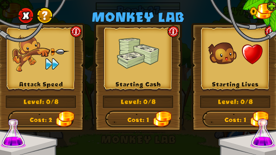 Bloons TD 5 Unlimited Money