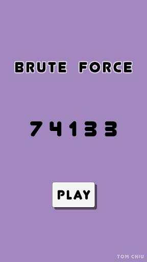Brute Force  Screenshots 1