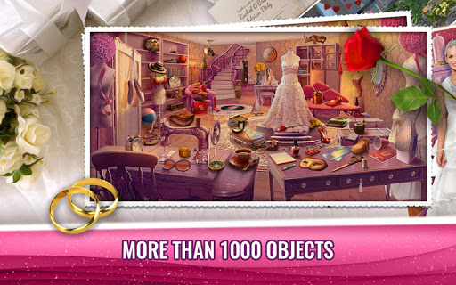 Wedding Day Hidden Object Game u2013 Search and Find  screenshots 3
