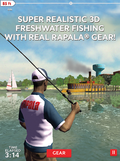 Rapala Fishing - Daily Catch 1.6.23 screenshots 15