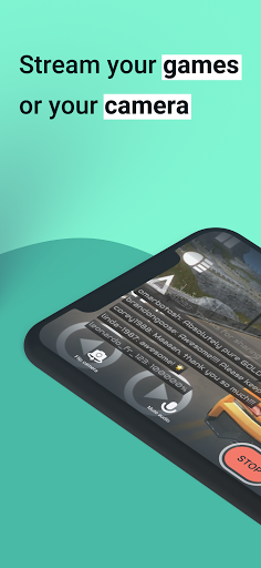 Streamlabs: Live Stream Video Games, Go Live IRL screen 2