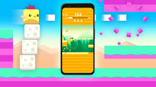 Stacky Bird: Hyper Casual Flying Birdie Game 1.0.1.26 screenshots 8
