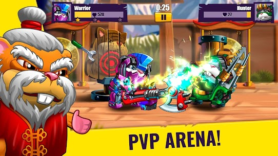 Hamsters: PVP Fight for Freedom Mod Apk 1.50 4