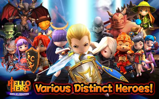 Hello Hero RPG  screenshots 1
