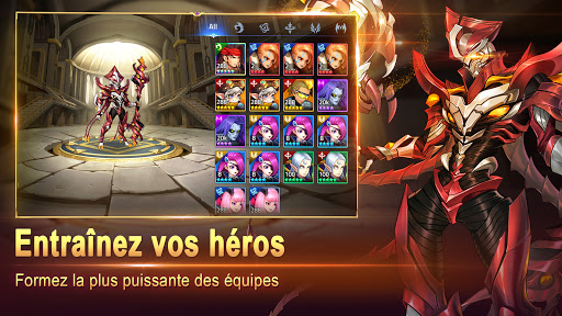 Code Triche Mobile Legends: Adventure (Astuce) APK MOD screenshots 3