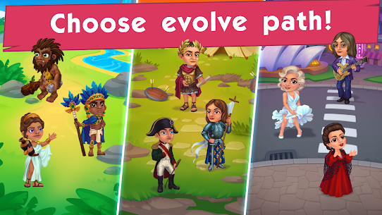 Game of Evolution: Idle Clicker & Merge Life 2