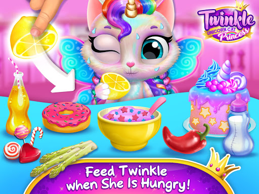 Twinkle - Unicorn Cat Princess 4.0.30010 screenshots 13