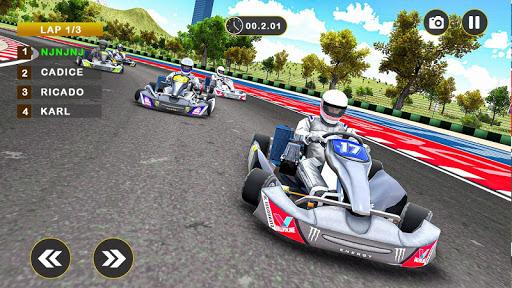 Ultimate Go Kart Racing Games 2021 : Kart Valley 1.0.1 screenshots 1