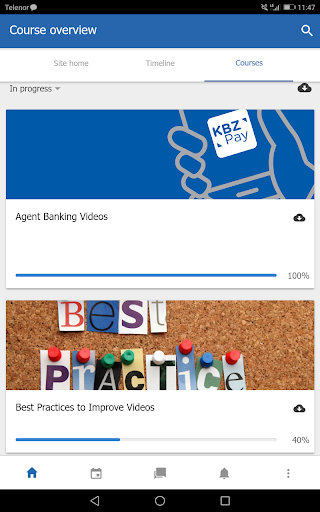 KBZ Learning Academy 2.0.3 Screenshots 3